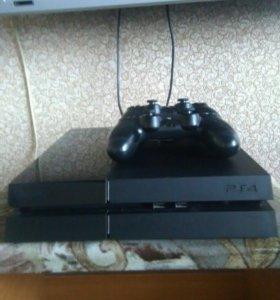 Продам Sony playstation 4