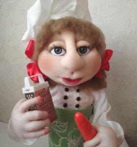 Сувенир кукла Повар