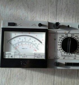 Прибор электроизмерительный комбинированный Ц4353.