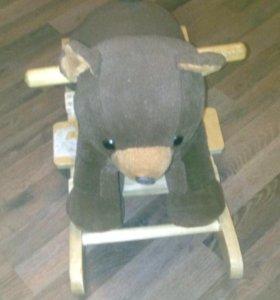 Мишка-качалка