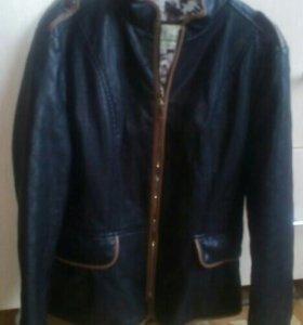 Куртка в стиле пиджака 48 р