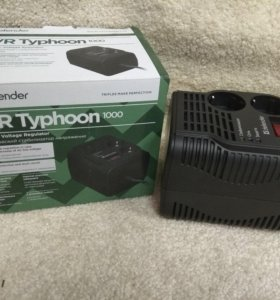 Defender AVR Typhoon 1000