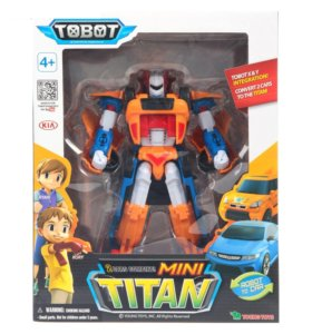 Трансформер Мини Титан