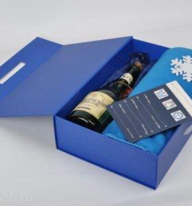 Подарочный коробки на заказ