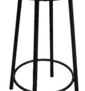 Барный стул кожаный