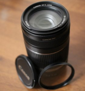 Canon EF-S 55-250mm 1:4.5-5.6 IS