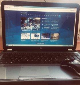 """Ноутбук HP G7 17,6"""" 4ядра 4гига 2гб видео"""