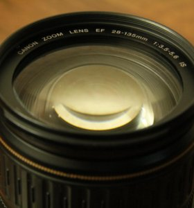 Canon EF 28-135mm 1:3.5-5.6 IS
