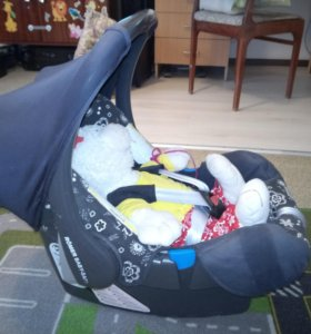 Автолюлька Römer baby-safe