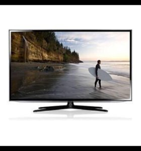 TV Samsung 3D, Smart 102 см