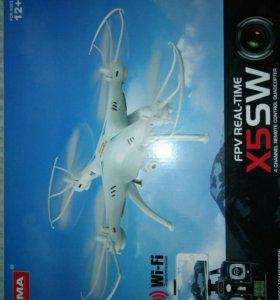 Квадрокоптер syma X5SW FPV RC