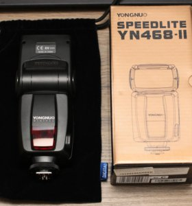 YongNuo YN-468-II TTL Speedlite для Canon