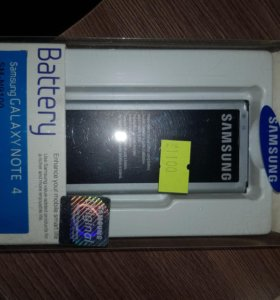 Samsung Galaxy Note4 аккумулятор новый