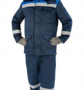 Костюм мужской для защиты от пониженных температур