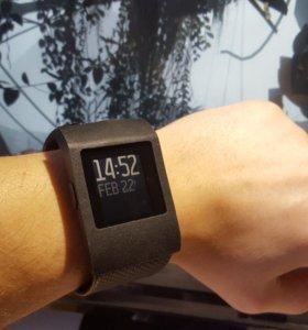 Силиконовый чехол для часов Fitbit Surge