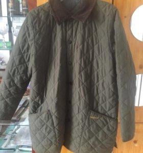 Мужская стёганая куртка новая
