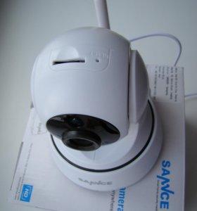 Wi-fi камера Sannce 720p