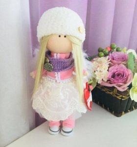 Интерьерная кукла ангел