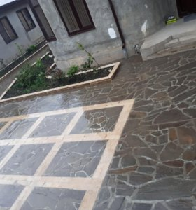 Камень для двора,Ростовский и Мекегинский камень