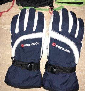 Перчатки лыжные состояние новых