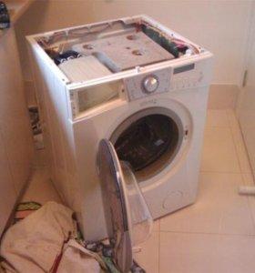 Срочный ремонт Стиральных машин Холодильников и др