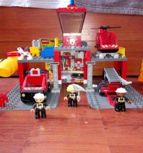 Конструктор Lego Duplo Пожарна часть