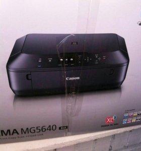 Принтер Сканер Canon pixma mg 5640