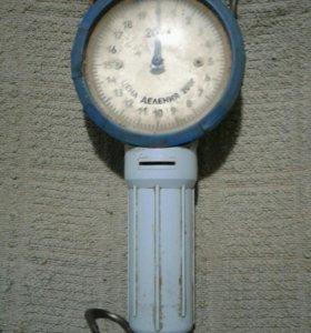 Весы кантерные