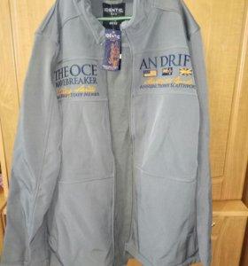 Мужская куртка (софтшелл)