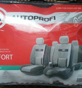 Автомобильные чехлы AUTOPROFI