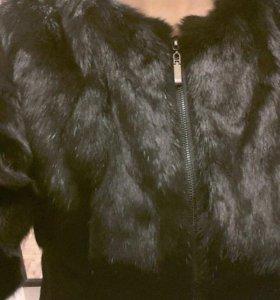 Куртка шубка из кролика