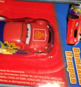 Машинка из журнала «тачки»