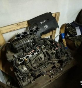 Двигатель контрактный 1NZ 1,5 2009