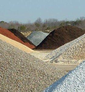 Песок отсев щебень чернозём вывоз мусора