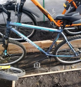 Велосипед взрослый. Дисковые тормоза