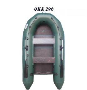 Лодка ПВХ надувная ОКА 290 (3 местная)