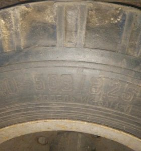 Колеса ГАЗ 53