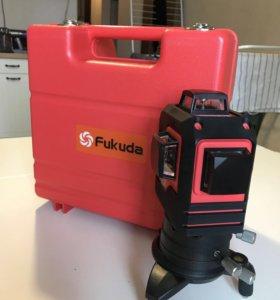 Лазерный уровеь Fukuda 12 линий 3d 360