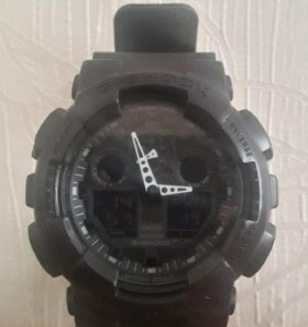 Часы casio G-shock (ga 100-1a1)