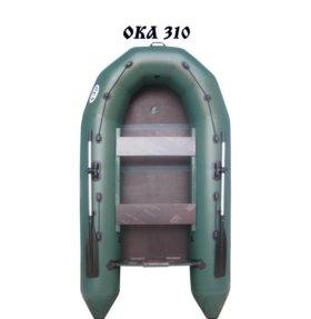 Лодка ПВХ моторная ОКА 310 (3 местная)