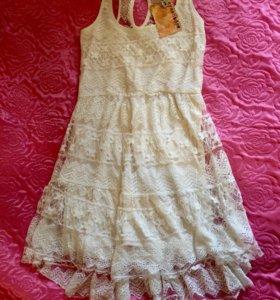 Новое летнее платье, S-M