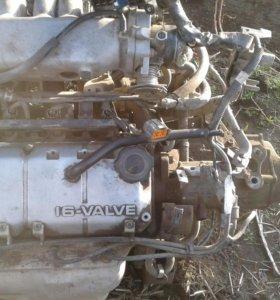 Двигатель в сборе Mazda Familia, BHA3S
