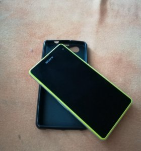 Sony Xperia Z1 Compact Lime