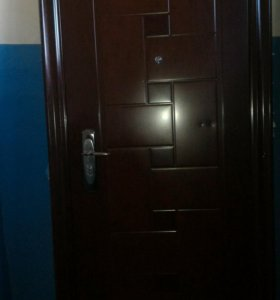 Двери входные б/у СРОЧНО!!!Самовывоз