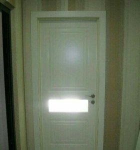 Двери,откосы.Гипсокартон