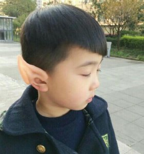 Уши из мягкого латекса