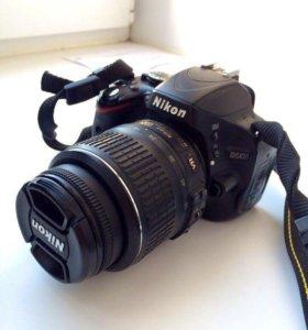 Профессиональный фотоаппарат Nikon