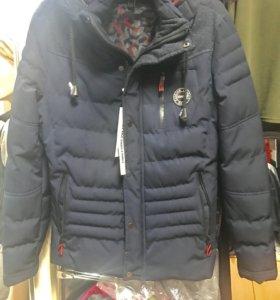 Новая куртка 💣💣💣