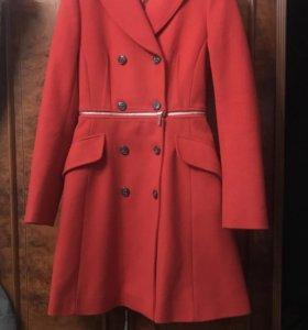 Пальто Karen Millen. Новое.Шерсть. Оригинал. 2 в 1