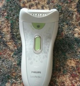 Эпилятор Philips SatinPerfect HP 6570